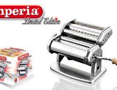 homemade pasta machine