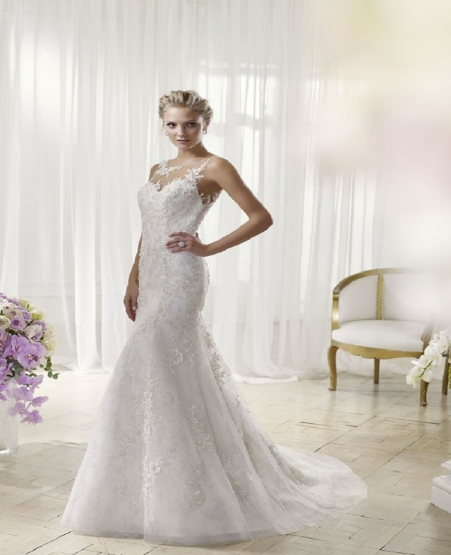 10 WEDDING DRESSES THAT WILL DAZZLE IN 20172