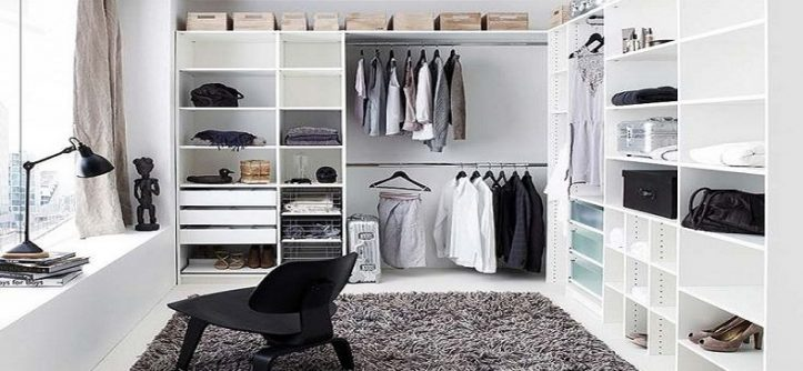 How To Design The Dressing Room To Have It Perfectly Organized8