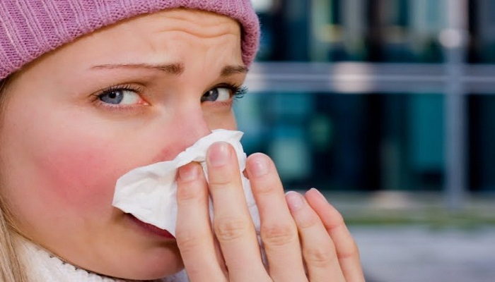 The immune system to deal with the cold