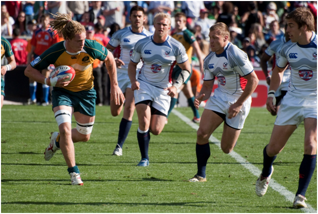 Rugby is on the Rise in the USA