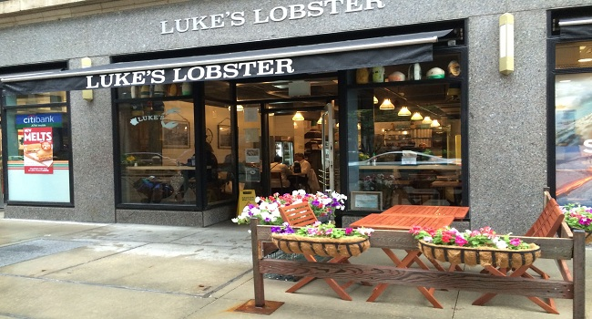 Luke's Lobster