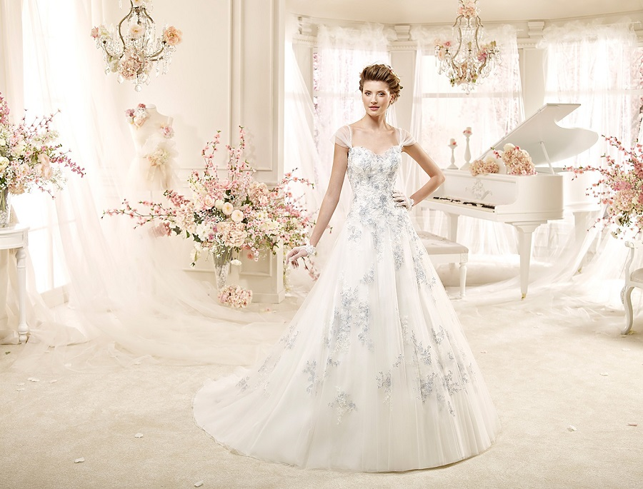 MODERN BRIDAL GOWNS IN BLUE1