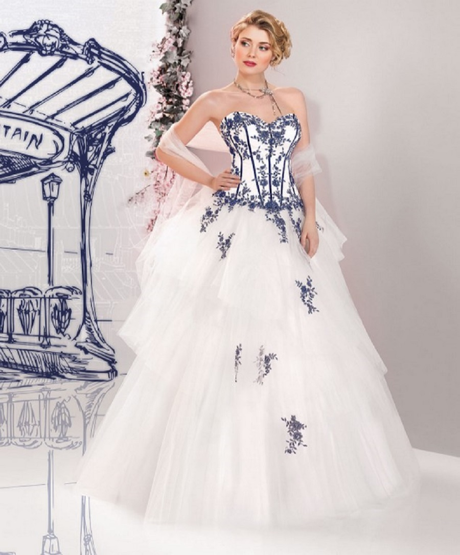 MODERN BRIDAL GOWNS IN BLUE2