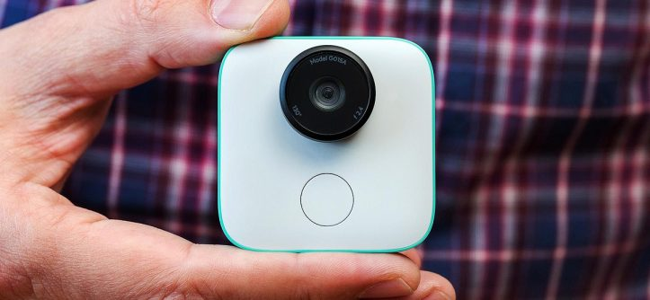 Google Clips: the first camera with artificial intelligence