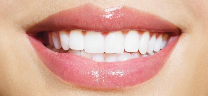 Activated charcoal for a white smile