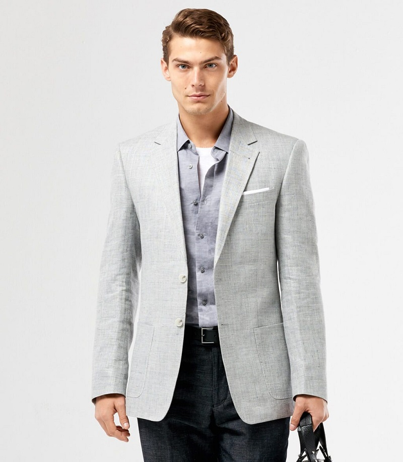 Types of jackets for men
