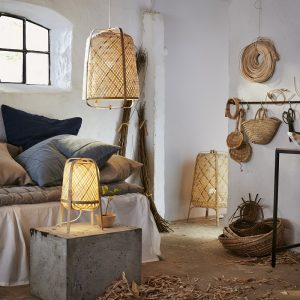 Decoration made with Bamboo