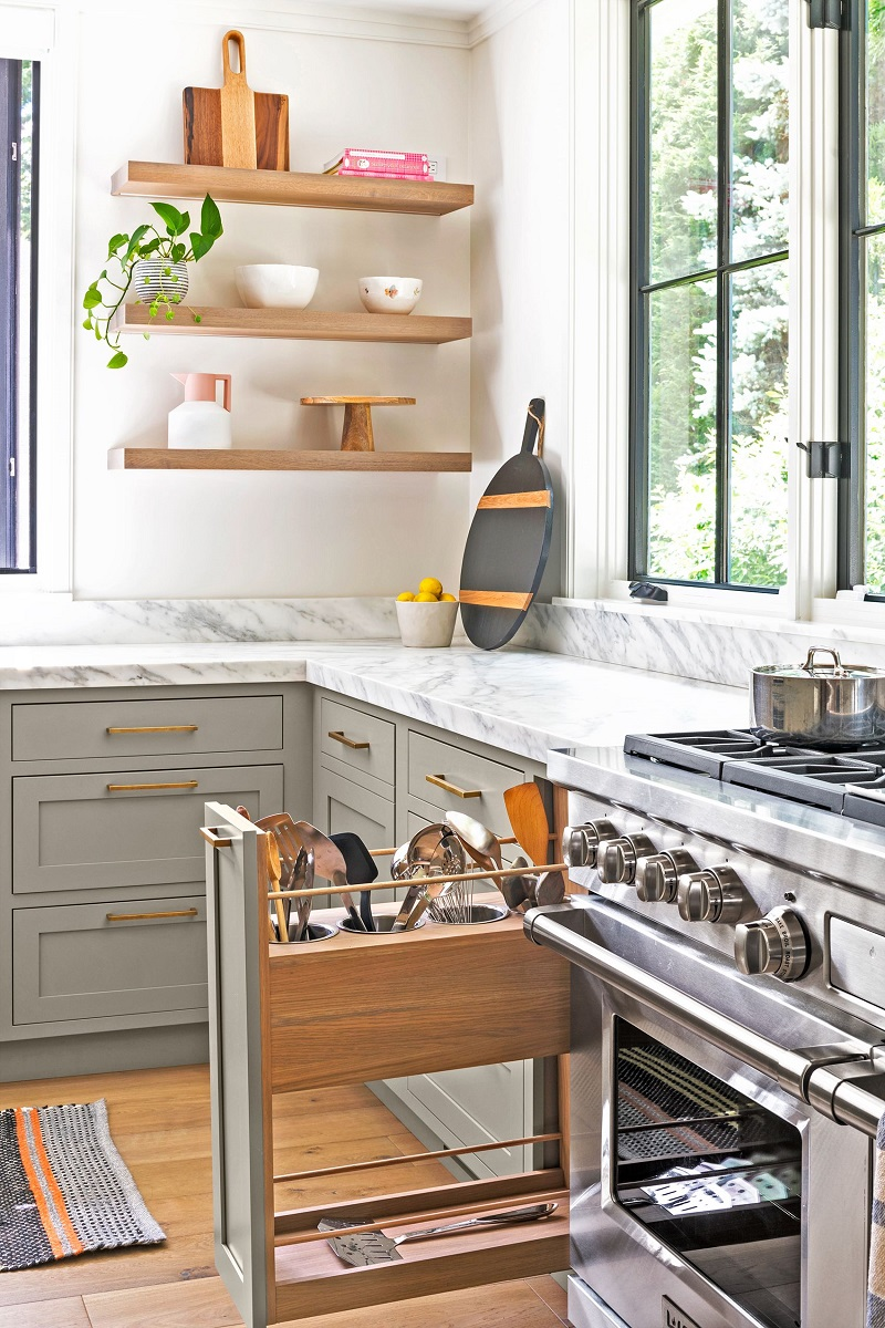 Don't Ignore the Counter Work Space