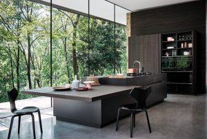 Kitchen furniture materials