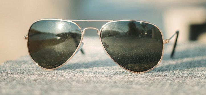 Type of sunglasses aviator
