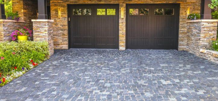 repair garage door rust