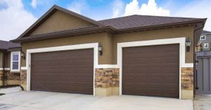 options for repair garage door rust