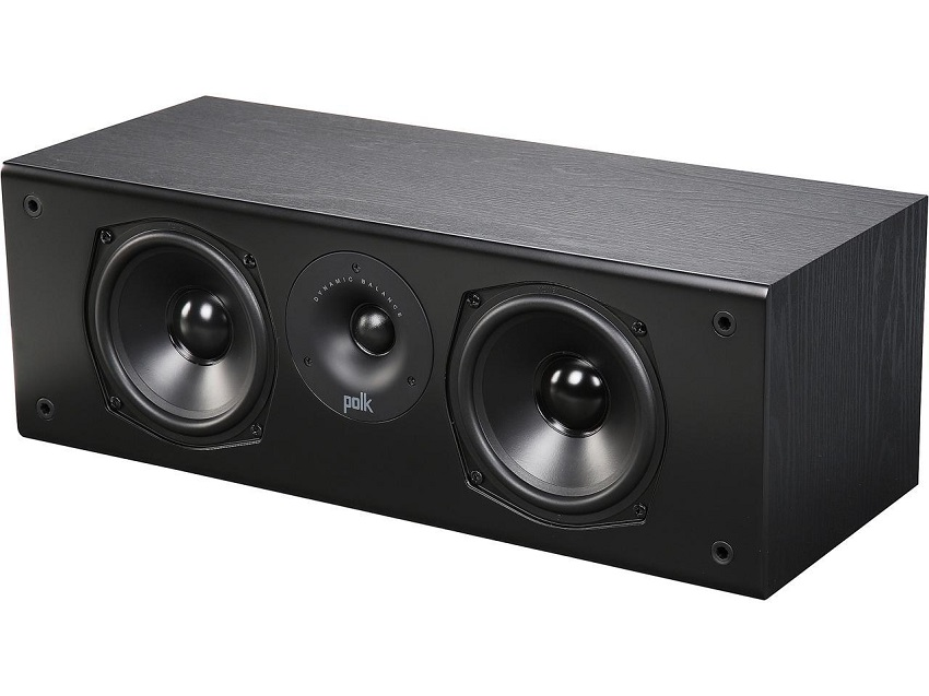 top center speakers