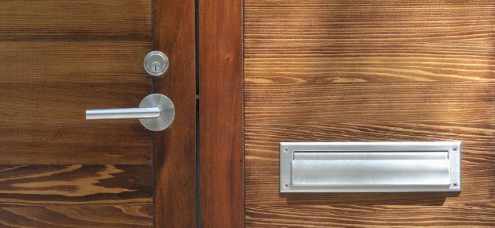 easy way to unlock a door